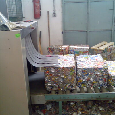 IFC – RECAN – Used Beverage Cans (UBC) Supply Network Development
